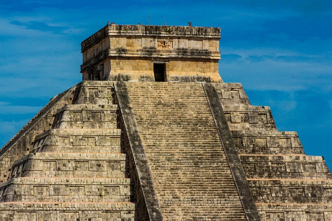 CHICHEN ITZA GOLD ALL INCLUSIVE from Playa del Carmen photo 6