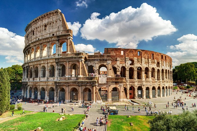 Colosseum Express: 1 hour Guided Tour Skip-the-line