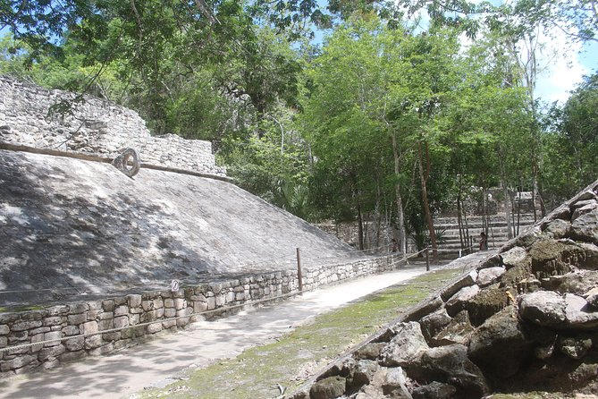 Coba, Tulum, Cenote and Playa Paraiso Tour
