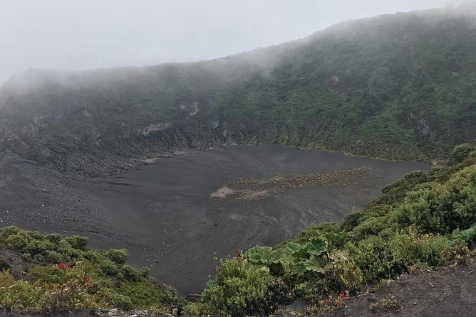Irazu Volcano, Orosi Valley, and Cartago