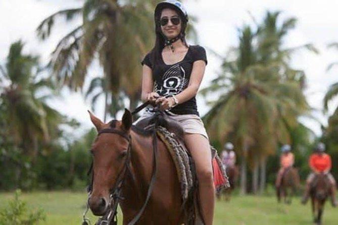 ATV Tour with Free Horseback Ride