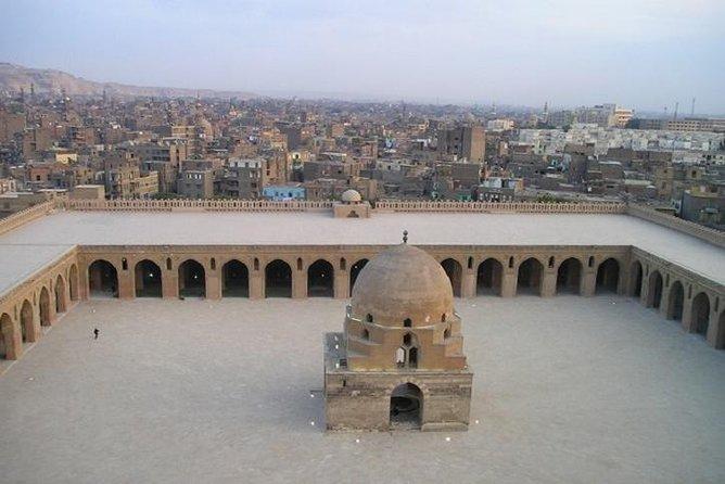 City Tour Visit Islamic Coptic Area Salah Al Din Citadel