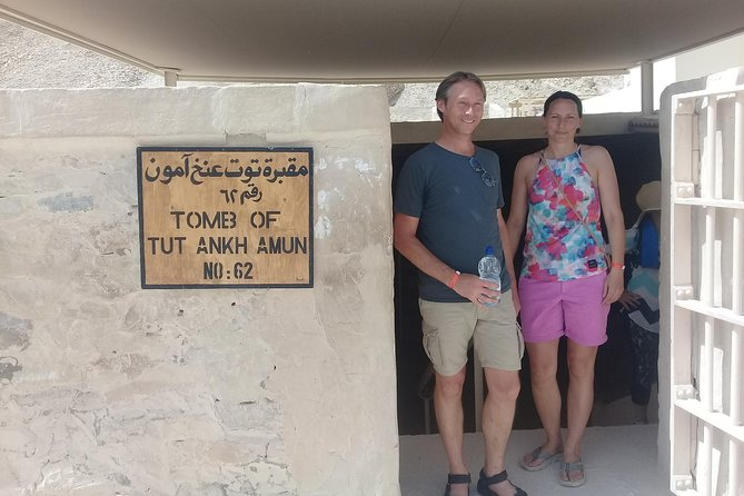 Day Trip to valley of the kings from Hurghada plus Sea Scope Semi Submarine