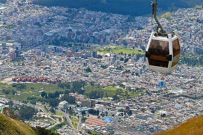 Full Day Quito City Tour Including Teleférico and Mitad del Mundo