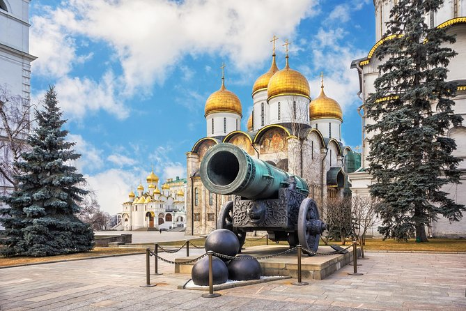 Moscow: 4 Hrs Kremlin and Metro Tour with Pick Up