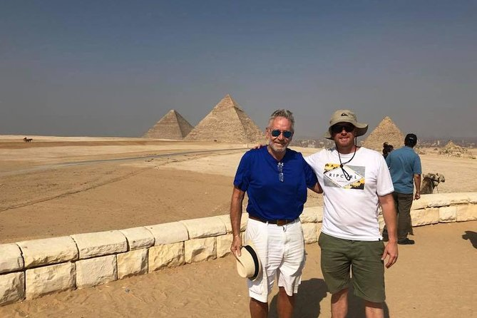 2 Days Trip To Cairo from Hurghada By Plane