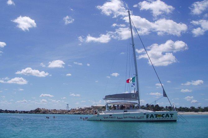 Riviera Maya Catamaran Adventure Adult Only