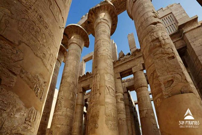 Day Tour to Luxor from Cairo by Air in Egypt