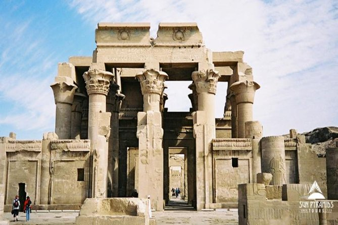 Day tour to Edfu, Kom Ombo and Aswan from Luxor in Egypt