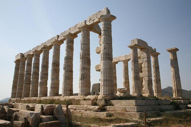 Cape Sounion and Temple of Poseidon Half-Day Trip from Athens