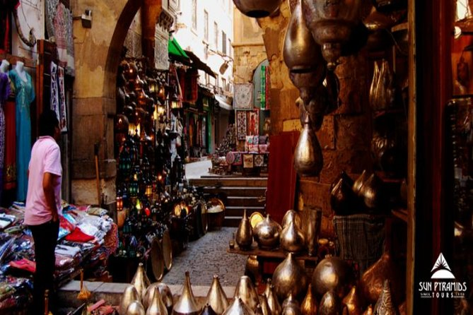 Day Tour to Egyptian Museum, Citadel and Khan Khalili Bazaar in Egypt photo 1