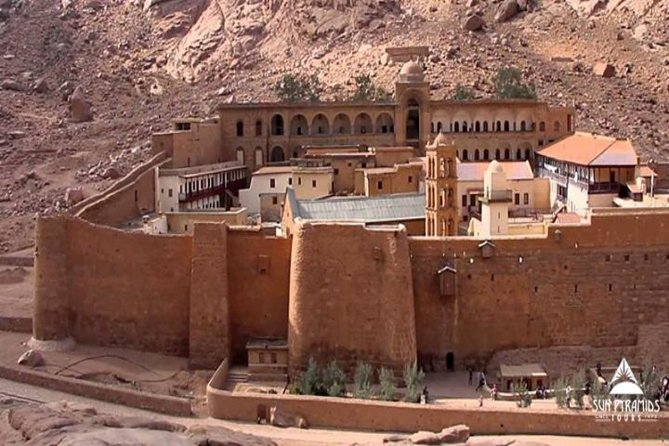 Full Day Tour to Mount Sinai & St.Catherine Monastery in Egypt with Lunch