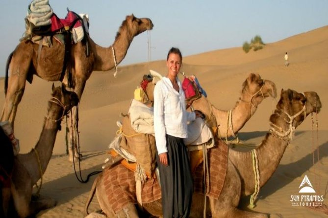 Quad biking with Camel ride & Beduin dinner in Sharm El Sheikh