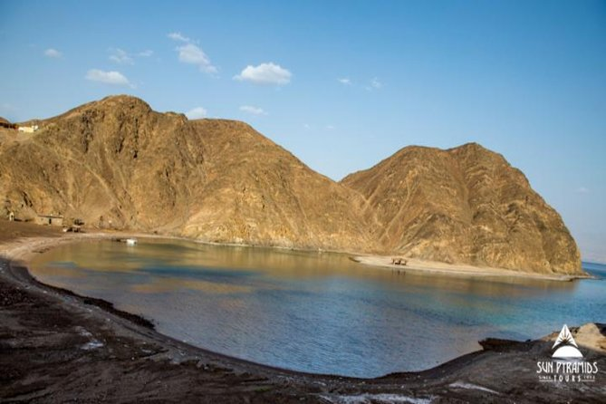 Day tour to Colored Canyon Tour from Taba in Egypt