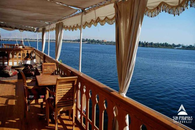 Nile Cruise Journey from Marsa Alam