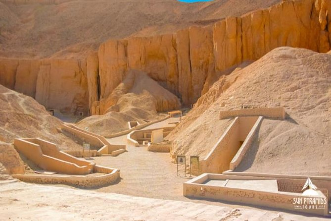 Package 5 days 4 nights Cairo to Luxor