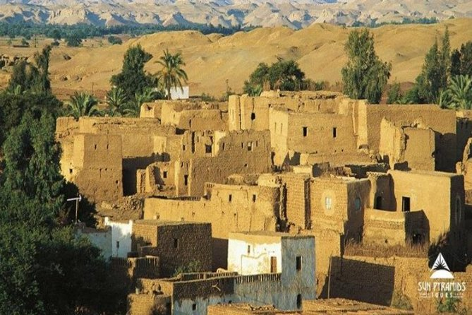 Package 15 Days 14 Nights to Pyramids, Luxur , Aswan & Oasis