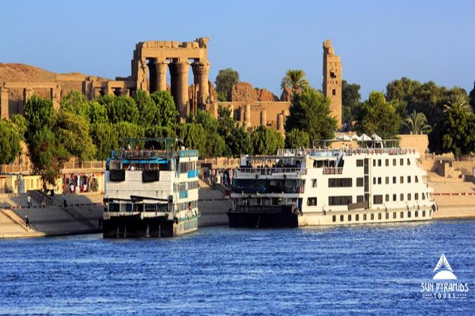 Package 5 Days 4 Nights Movenpick Royal Lili Nile Cruise in Egypt