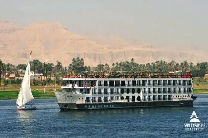 Package 4 Days 3 Nights Aswan to Luxor Tour by MS Mayfair Nile Cruise