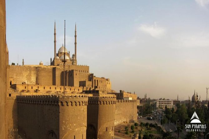 Cairo Layover Tour to Museum, Citadel and Old Cairo photo 1