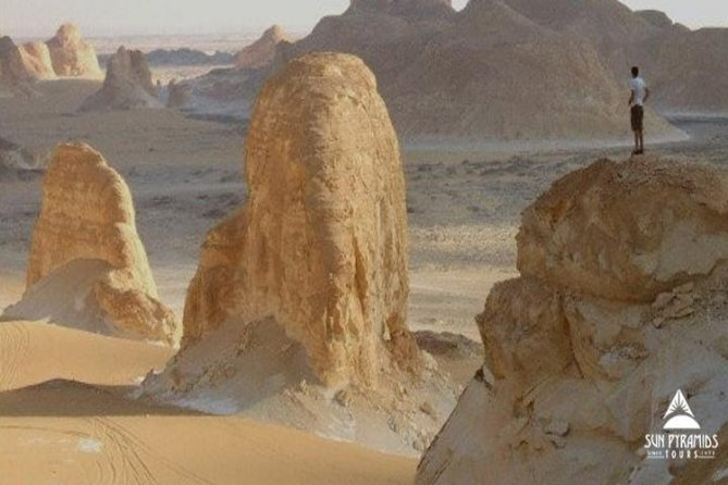 Day Tour to White Desert and Bahariya Oasis in Egypt photo 2
