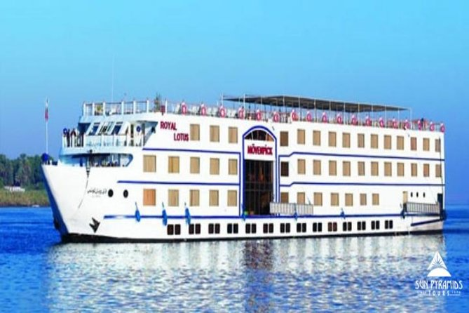 MS Amarco I Nile Cruise wheelchair Accessible