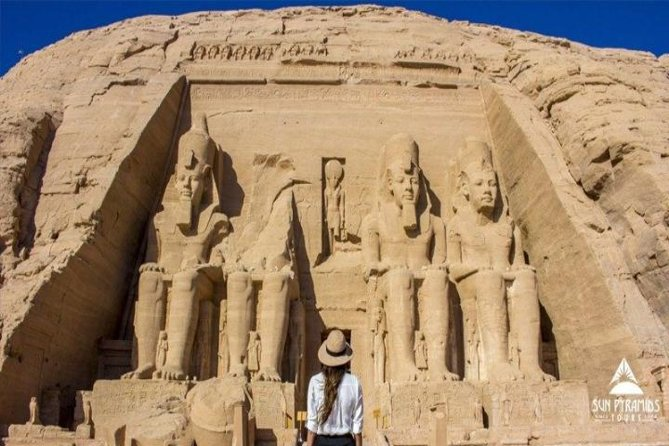 Trip to Abu Simbel, Edfu, Kom Ombo and Aswan from Luxor