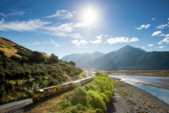 Arthur's Pass National Park with TranzAlpine Train Tour from Christchurch photo 1