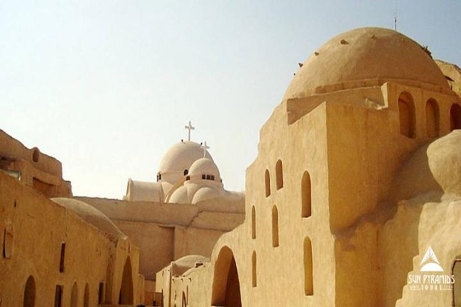 Tour to Wadi El Natroun Monastery from Alexandria photo 1