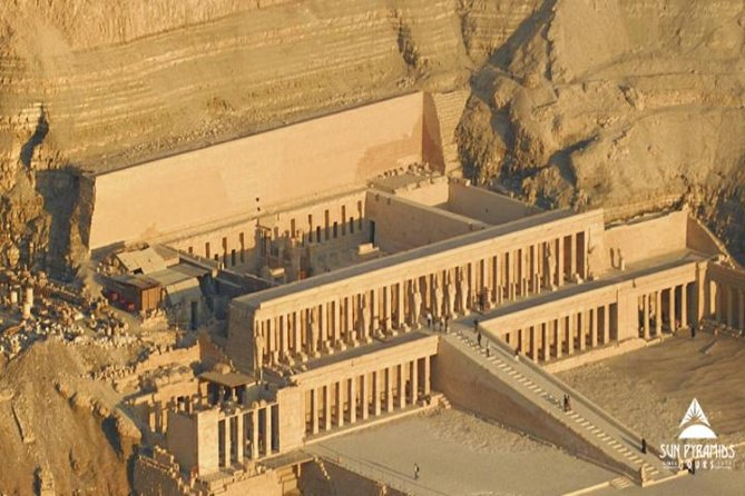 Day Trip to Luxor from Cairo by Air