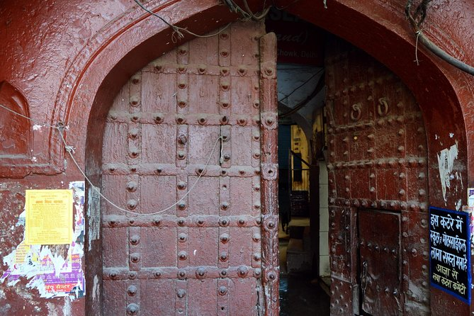 Old Delhi Havelis & Heritage quarters Discovery