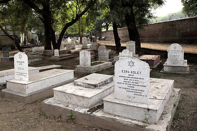 Delhi Jewish Heritage Tour