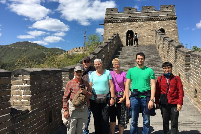 2-Day Private Beijing Excursion with Great Wall from Tianjin Cruise Terminal