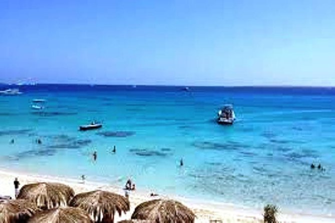 Sharm El Naga includes Transfers, Lunch and Snorkeling. A bit of paradise!!