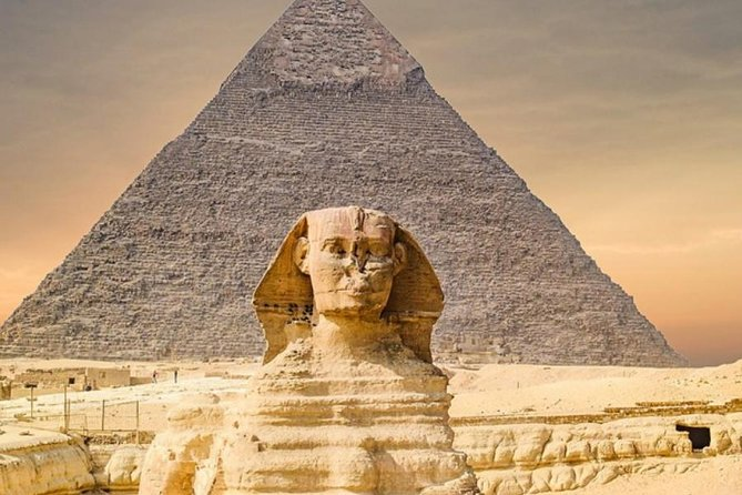 2 persons VIP Cairo by Private transport with a Private guided tour.