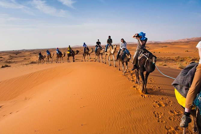 3 Day Desert Tour From Marrakech To Fes