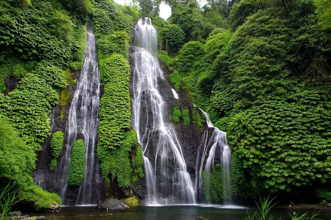 Best Private Tours-Banyumala Waterfall-Twin Lake-Beratan Temple-Botanical Garden