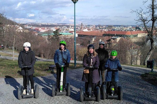 Three-Hour Prague Segway Tour