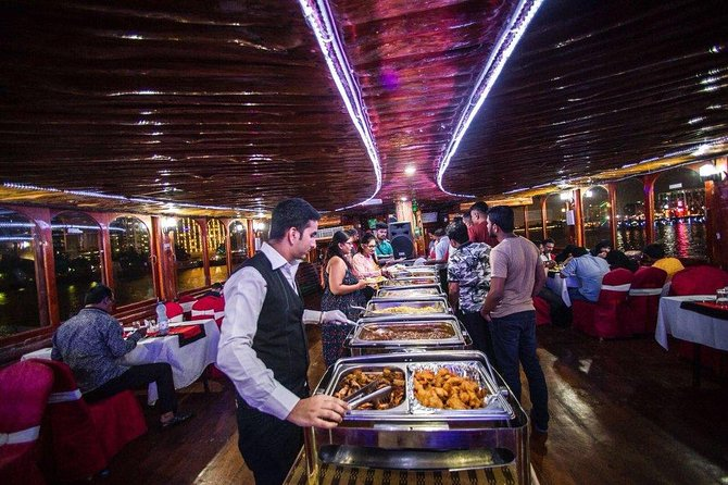 Dhow Cruise Creek Dinner with Transfers photo 6