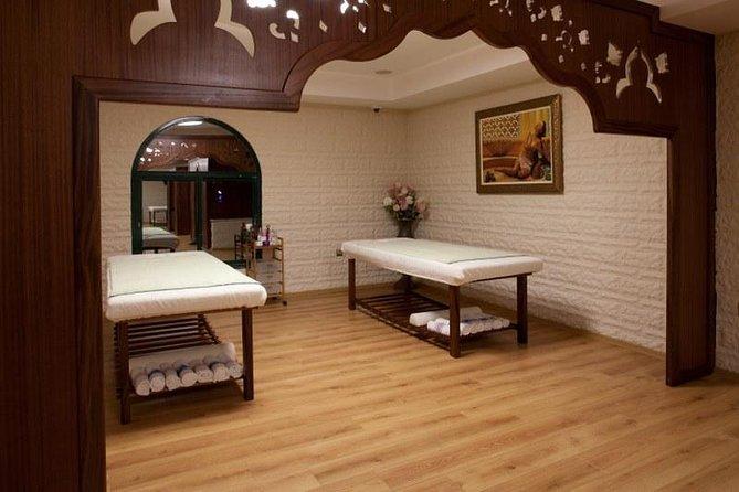 Oil Massage Room