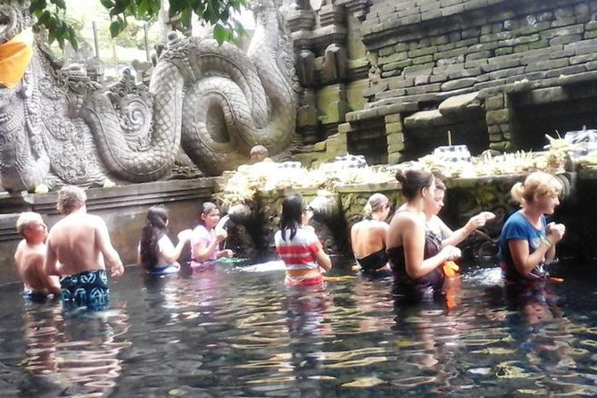 Amazing Private Full Day Tour-Tirta Empul Temple-Coffee Plantation-Batur Volcano