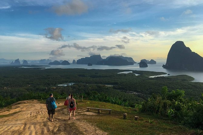 Phang Nga Treasures x James Bond island x Sunrise trek x Caves and Sea canoe