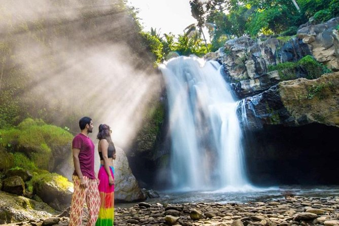 Unforgettable Batur Volcano Hiking and Tegenungan Waterfall is Popular Object