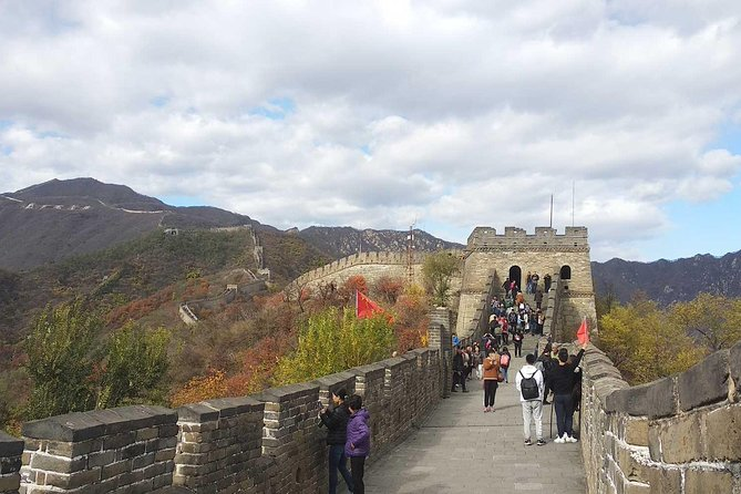 Tiananmen Square, Forbidden City and Mutianyu Great Wall Bus Tour photo 8