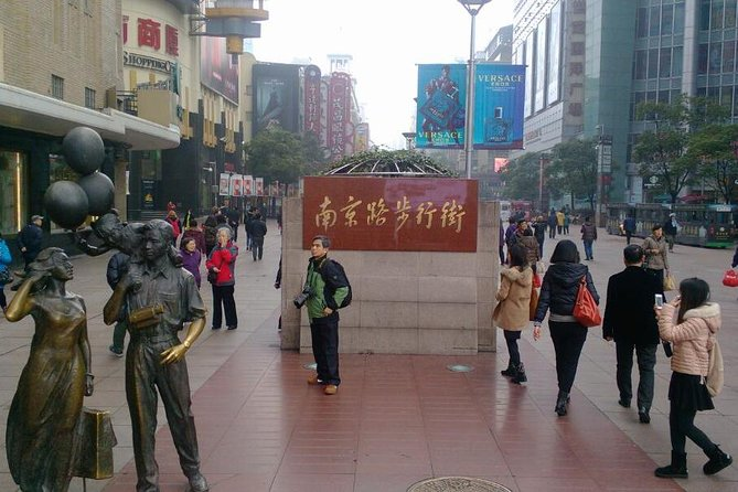 Shanghai Half Day Afternoon City Bus Tour