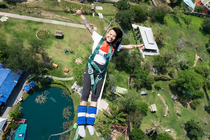 Bungy Jumping in Pattaya photo 3