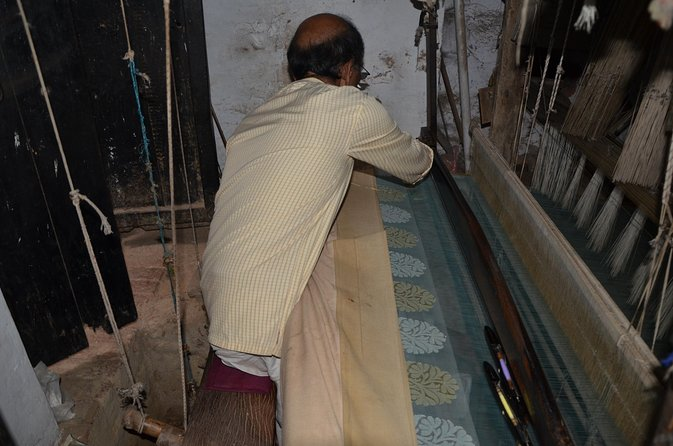 Banaras Textile Tour photo 7