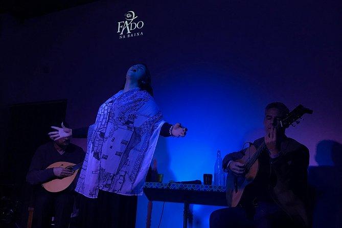Mine. Unique. Fado. - Live Fado Show at 6pm