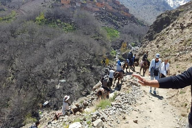 High Atlas Mountain Villages & Valleys Guided Day Trip from Marrakech