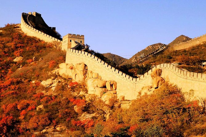 Private Custom Beijing Badaling Great Wall and City Sightseeing Tour photo 2